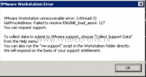 update-manager-error