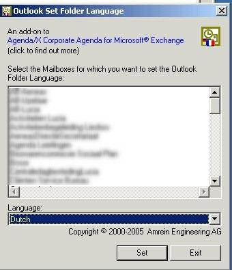 Reset the Microsoft Outlook folder language - ivobeerens nl