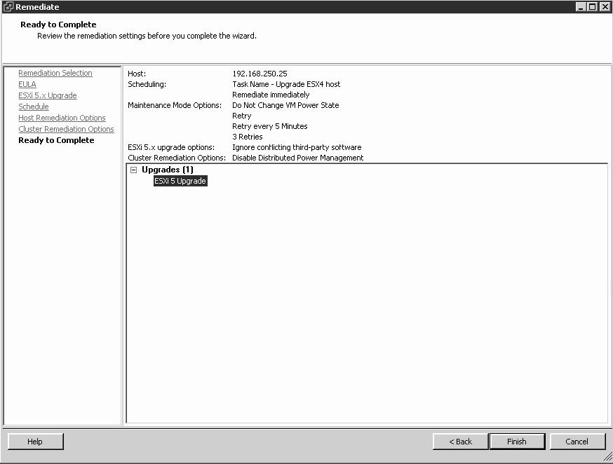 Upgrading to VMware ESXi 5 - ivobeerens nl