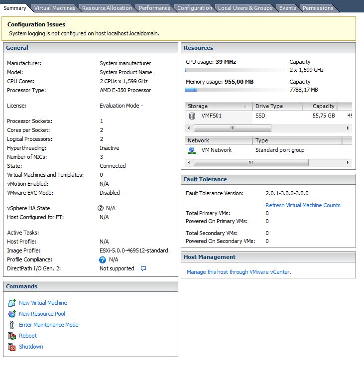 VMware ESXi 5 whitebox supported motherboard - ivobeerens nl