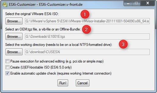 esxi home lab whitebox nic