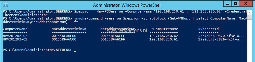 Check for duplicate MAC Address pools in your Hyper-V environment