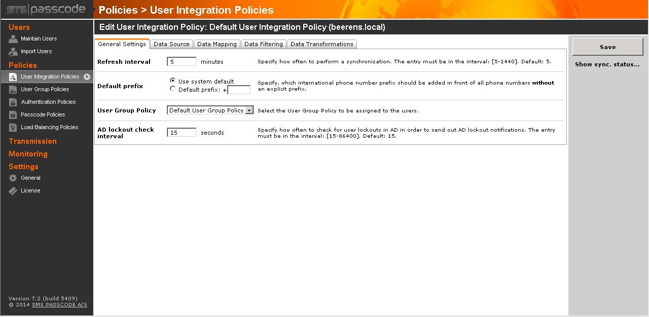 Quick trial installation censornet mfa 9. 0.