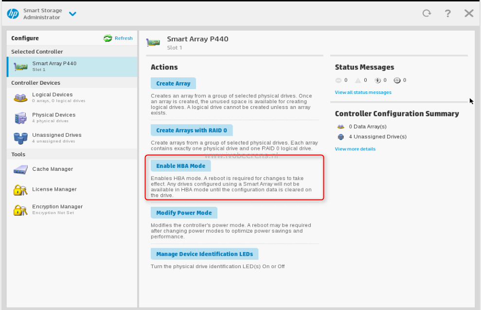 Configure VSAN on HP Servers - ivobeerens nl