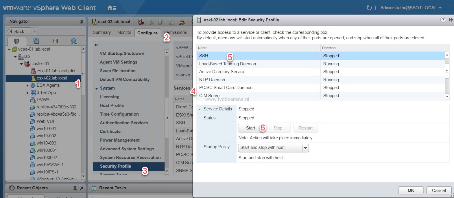 Patch VMware ESXi hosts by command line - ivobeerens nl