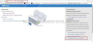 Deploy an OVA/OVF fails with certificate error - ivobeerens nl
