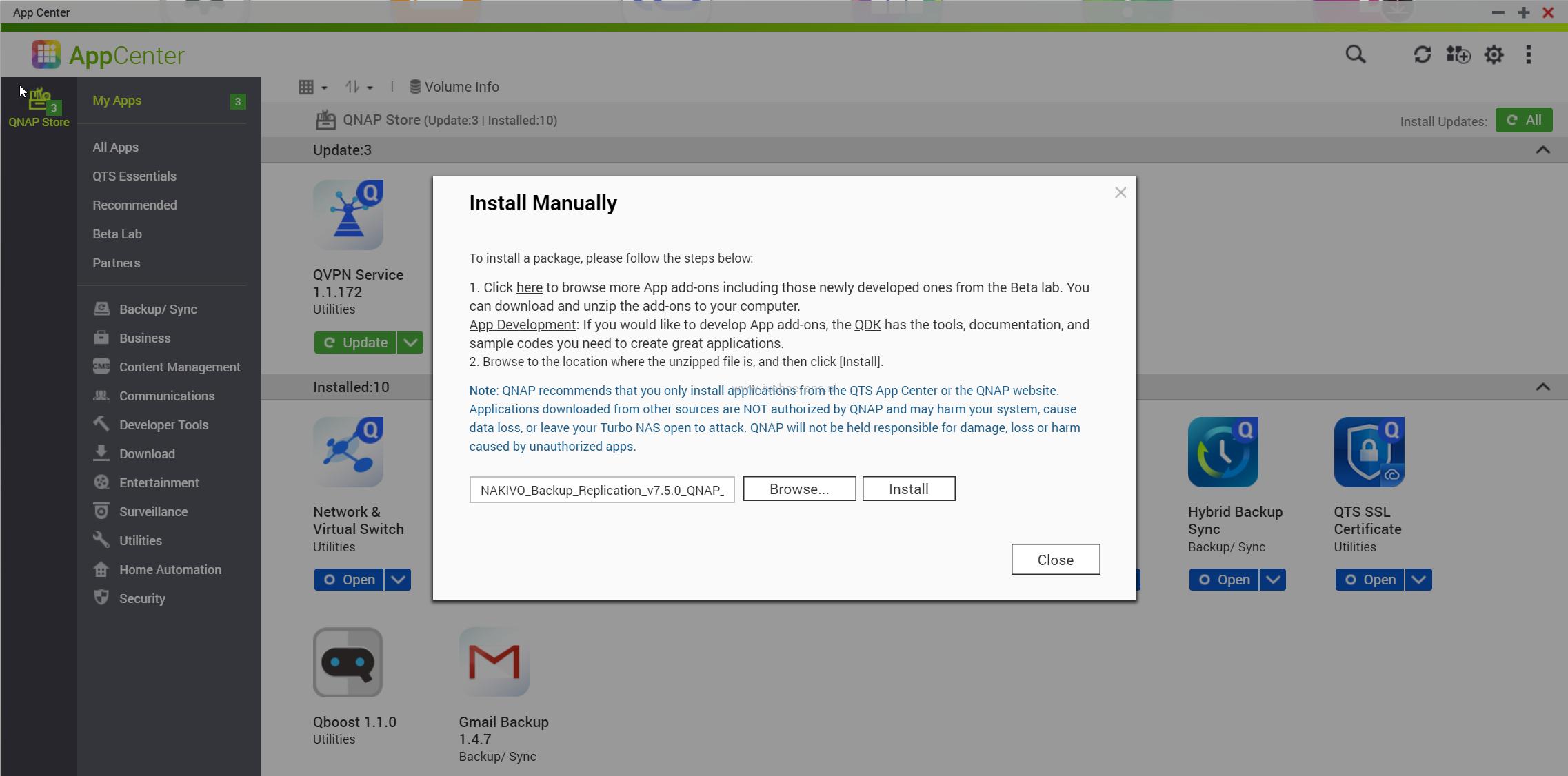 Review NAKIVO Backup & Replication v7 5 - Installation