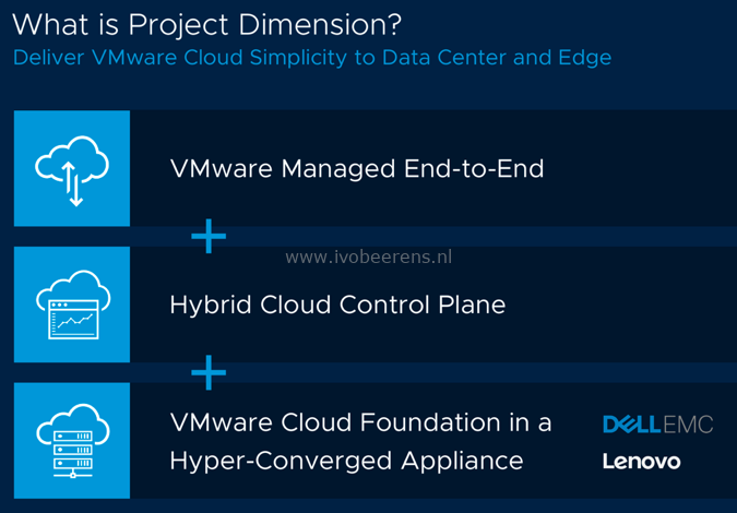 What's announced at VMworld 2018 - ivobeerens nl