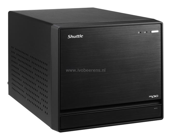 Using the new Shuttle SH370R8 as home lab server with VMware